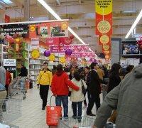market - wnętrze